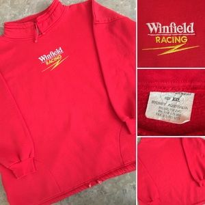 Vintage Winfield Racing Sweater